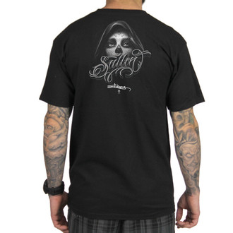 tričko pánské SULLEN - Dark Grey - Black, SULLEN