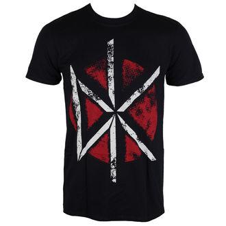 tričko pánské Dead Kennedys - Vintege Logo - ROCK OFF, ROCK OFF, Dead Kennedys