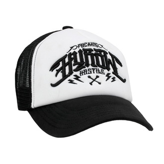 kšiltovka HYRAW - Trucker - White, HYRAW