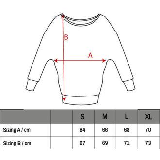 tričko dámské s dlouhým rukávem HYRAW - Mandala - HY141