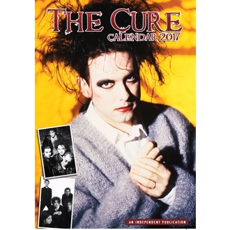 kalendář na rok 2017 - Cure