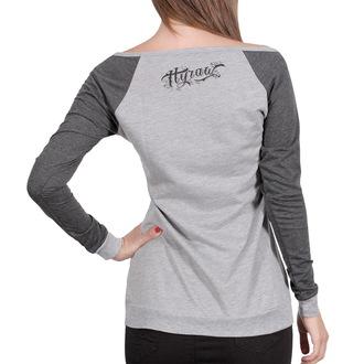 tričko dámské s dlouhým rukávem HYRAW - Neotrad, HYRAW