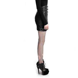 sukně dámská PUNK RAVE - Cryptocracy