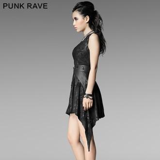 šaty dámské PUNK RAVE - Pandora, PUNK RAVE