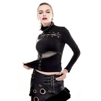 tričko dámské s dlouhým rukávem PUNK RAVE - Catacomb