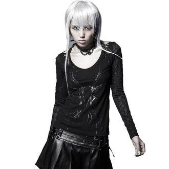 tričko dámské s dlouhým rukávem PUNK RAVE - Black Metal, PUNK RAVE