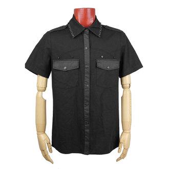 košile pánská PUNK RAVE - Black Order, PUNK RAVE