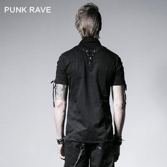 košile pánská PUNK RAVE - Insanity, PUNK RAVE