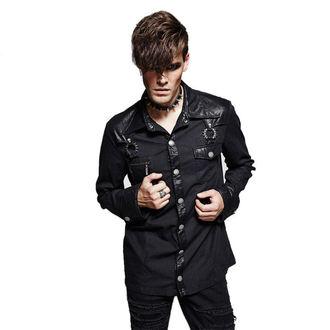 košile pánská s dlouhým rukávem PUNK RAVE - Nostromo, PUNK RAVE