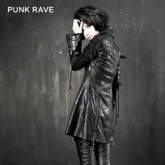 kabát dámský PUNK RAVE - Poisonblack - Y-349_B