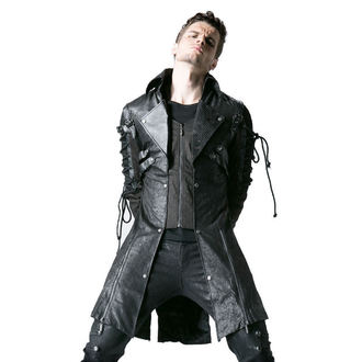 kabát pánský PUNK RAVE - Poisonblack, PUNK RAVE