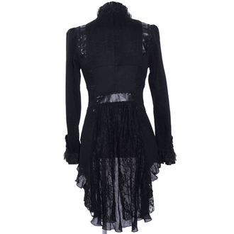 kabátek (sako) dámský PUNK RAVE - UMBRA - BLACK, PUNK RAVE