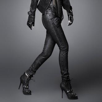 kalhoty dámské PUNK RAVE - Hell Raiser - K-170_B