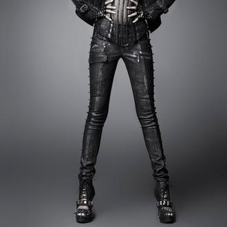 kalhoty dámské PUNK RAVE - Hell Raiser