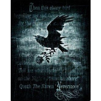 povlečení ALCHEMY GOTHIC - Alnevdd Nevermore, ALCHEMY GOTHIC
