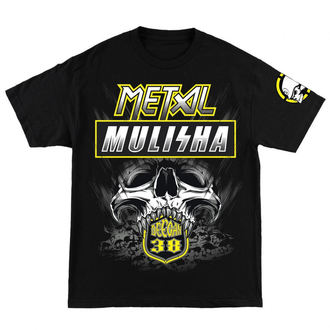 tričko pánské METAL MULISHA - Deegan Blast - FA6518043.01_BLK