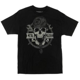 tričko pánské METAL MULISHA - Iron - FA6518018.01_BLK