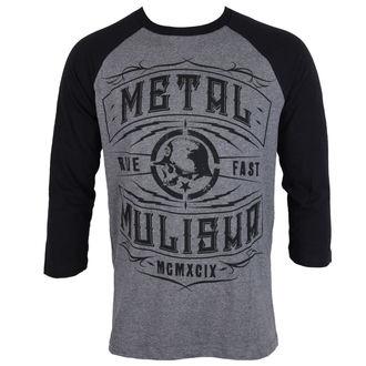 tričko pánské s 3/4 rukávem METAL MULISHA - Signal - FA6519007.01_CHH
