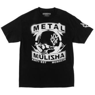 tričko pánské METAL MULISHA - Rattle - FA6518003.01_BLK