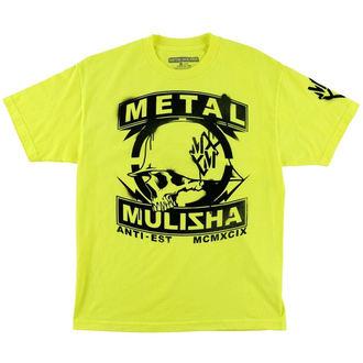 tričko pánské METAL MULISHA - Rattle Day