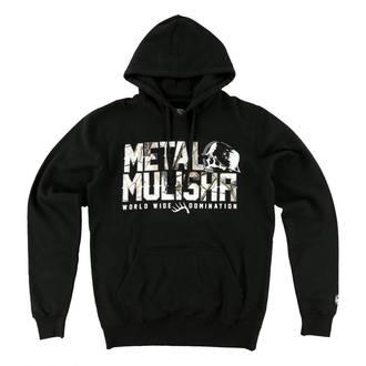 mikina pánská METAL MULISHA - Chill - FA6521000.01_BLK