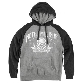 mikina pánská METAL MULISHA - Haze, METAL MULISHA
