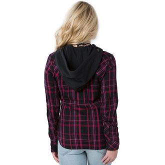 košile dámská s dlouhým rukávem METAL MULISHA - Roselyn, METAL MULISHA