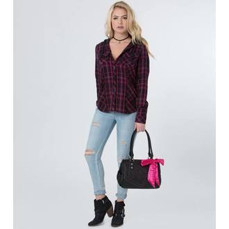 košile dámská s dlouhým rukávem METAL MULISHA - Roselyn