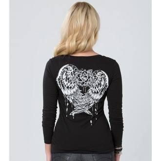 tričko dámské s dlouhým rukávem METAL MULISHA - Fallen