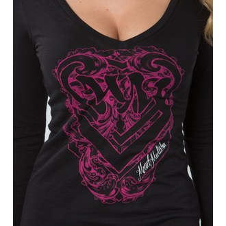 tričko dámské s dlouhým rukávem METAL MULISHA - Protect, METAL MULISHA