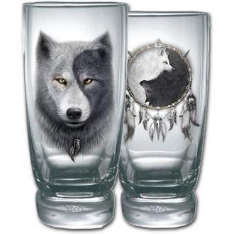 sklenice (sada 2ks) SPIRAL - WOLF CHI, SPIRAL
