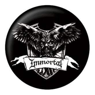 placka Immortal - Crest - NUCLEAR BLAST, NUCLEAR BLAST, Immortal