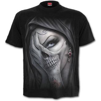 tričko pánské SPIRAL - DEAD HAND - Black