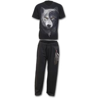 pyžamo pánské SPIRAL - WOLF CHI
