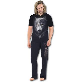 pyžamo pánské SPIRAL - WOLF CHI - T118M631