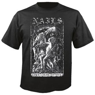 tričko pánské Nails - Death sentence - NUCLEAR BLAST - 25034