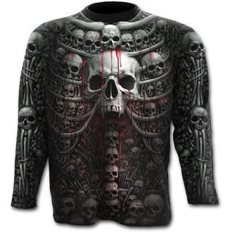 tričko pánské s dlouhým rukávem SPIRAL - DEATH RIBS - W027M304