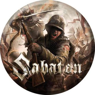 placka Sabaton - The last stand - NUCLEAR BLAST, NUCLEAR BLAST, Sabaton