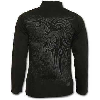 mikina dámská SPIRAL - STAINED TRIBAL - Black - T093G404