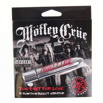 vibrátor Motley Crue - Too Fast For Love 10 - PLATIC HEAD, PLASTIC HEAD, Mötley Crüe