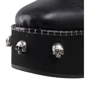 boty Alchemy Gothic - I DIETH-SKULL - STEELGROUND