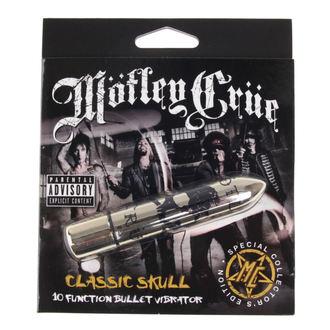 vibrátor Motley Crue - Classic Skull 10 - PPLASTIC HEAD, PLASTIC HEAD, Mötley Crüe