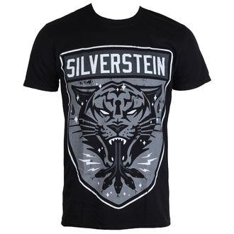 tričko pánské Silverstein - Tiger - PLASTIC HEAD, PLASTIC HEAD, Silverstein