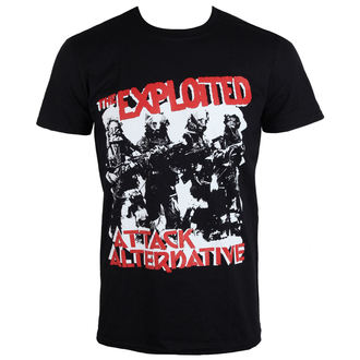 tričko pánské Exploited - The Attack - PLASTIC HEAD, PLASTIC HEAD, Exploited