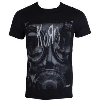 tričko pánské Korn - Gas Mask - PLASTIC HEAD, PLASTIC HEAD, Korn