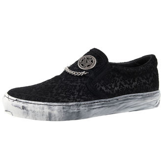 boty STEELGROUND - WICCA - SLIP-ON, STEELGROUND