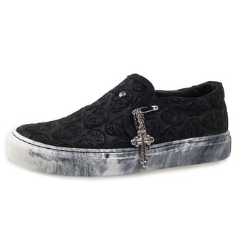 boty STEELGROUND - GOTH - SLIP-ON - SY-032-Z360