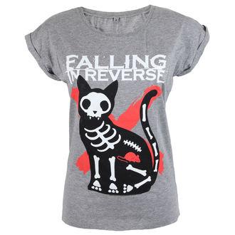 tričko dámské Falling In Reverse Cat & Mouse - PLASTIC HEAD, PLASTIC HEAD, Falling In Reverse
