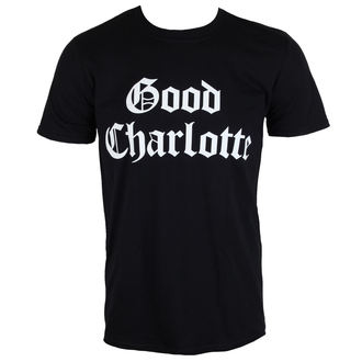 tričko pánské Good Charlotte - White Puff Logo - PLASTIC HEAD, PLASTIC HEAD, Good Charlotte