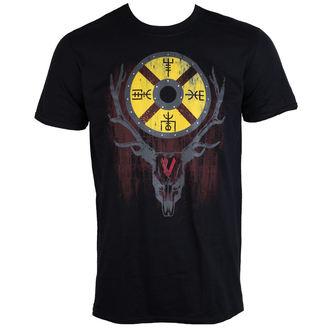 tričko pánské Vikingové - Stag - PLASTIC HEAD - PH9931
